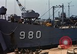 Image of USS Meeker County Da Nang Vietnam, 1969, second 11 stock footage video 65675067702