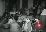 Image of people worship India, 1961, second 8 stock footage video 65675067726