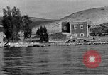 Image of Sea of Galilee Palestine, 1936, second 12 stock footage video 65675067737