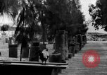 Image of damaged monuments Capernaum Palestine, 1936, second 10 stock footage video 65675067738