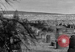 Image of damaged monuments Capernaum Palestine, 1936, second 12 stock footage video 65675067738
