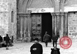 Image of people and biblical art Jerusalem Palestine, 1936, second 9 stock footage video 65675067744