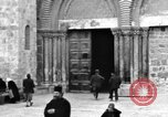 Image of people and biblical art Jerusalem Palestine, 1936, second 10 stock footage video 65675067744