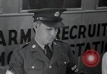 Image of draftees trained United States USA, 1944, second 2 stock footage video 65675067752