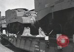 Image of War equipment manufacturing World War 2 United States USA, 1944, second 12 stock footage video 65675067761