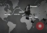 Image of war equipment Pacific Theater, 1944, second 5 stock footage video 65675067763