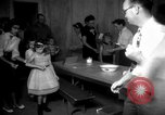 Image of polio vaccination United States USA, 1955, second 2 stock footage video 65675067765