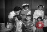 Image of polio vaccination United States USA, 1955, second 8 stock footage video 65675067766