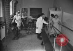 Image of patients treated United States USA, 1956, second 2 stock footage video 65675067770