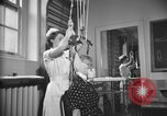 Image of patients treated United States USA, 1956, second 3 stock footage video 65675067770