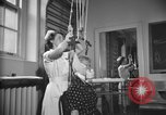 Image of patients treated United States USA, 1956, second 4 stock footage video 65675067770