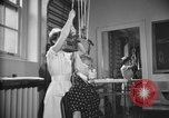 Image of patients treated United States USA, 1956, second 6 stock footage video 65675067770