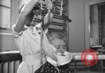 Image of patients treated United States USA, 1956, second 9 stock footage video 65675067770