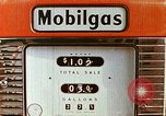 Image of gas station Philadelphia Pennsylvania USA, 1958, second 12 stock footage video 65675067782