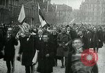 Image of Czechoslovakia declares independence Prague Czechoslovakia, 1918, second 12 stock footage video 65675067795