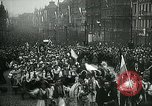 Image of Czechoslovakian independence Prague Czechoslovakia, 1918, second 12 stock footage video 65675067796