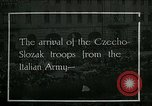 Image of Czecho-Slovak Revolution Prague Czechoslovakia, 1918, second 1 stock footage video 65675067799