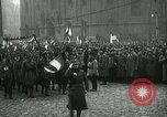 Image of Creation of First Republic of Czechoslovakia  Prague Czechoslovakia, 1918, second 9 stock footage video 65675067801