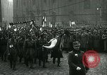 Image of Creation of First Republic of Czechoslovakia  Prague Czechoslovakia, 1918, second 11 stock footage video 65675067801