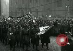 Image of Creation of First Republic of Czechoslovakia  Prague Czechoslovakia, 1918, second 12 stock footage video 65675067801