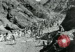 Image of Arabian troops during Arab Revolt Arabia, 1916, second 11 stock footage video 65675067802