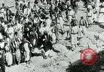 Image of Arabian troops during Arab Revolt Arabia, 1916, second 12 stock footage video 65675067802