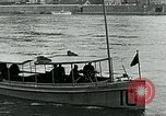 Image of US Army forces end of World War 1 at Deutsches Eck Koblenz Germany, 1918, second 7 stock footage video 65675067803