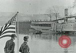 Image of US Army forces end of World War 1 at Deutsches Eck Koblenz Germany, 1918, second 11 stock footage video 65675067803
