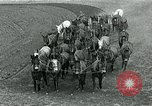 Image of farm plowed United States USA, 1916, second 4 stock footage video 65675067804