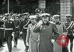 Image of Ferdinand I Bulgaria, 1916, second 4 stock footage video 65675067805