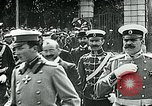 Image of Ferdinand I Bulgaria, 1916, second 7 stock footage video 65675067805