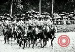 Image of Seventh French Dragoons Paris France, 1916, second 2 stock footage video 65675067807