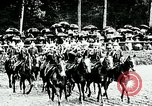 Image of Seventh French Dragoons Paris France, 1916, second 3 stock footage video 65675067807