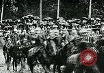 Image of Seventh French Dragoons Paris France, 1916, second 7 stock footage video 65675067807
