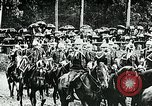 Image of Seventh French Dragoons Paris France, 1916, second 8 stock footage video 65675067807
