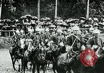 Image of Seventh French Dragoons Paris France, 1916, second 9 stock footage video 65675067807