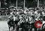 Image of Seventh French Dragoons Paris France, 1916, second 10 stock footage video 65675067807