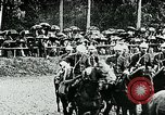 Image of Seventh French Dragoons Paris France, 1916, second 12 stock footage video 65675067807