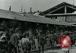 Image of American troops in Italy during World War 1 Italy, 1918, second 2 stock footage video 65675067808