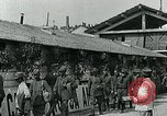 Image of American troops in Italy during World War 1 Italy, 1918, second 4 stock footage video 65675067808