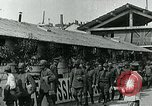 Image of American troops in Italy during World War 1 Italy, 1918, second 5 stock footage video 65675067808