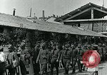 Image of American troops in Italy during World War 1 Italy, 1918, second 6 stock footage video 65675067808