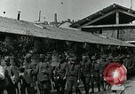 Image of American troops in Italy during World War 1 Italy, 1918, second 7 stock footage video 65675067808