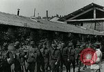 Image of American troops in Italy during World War 1 Italy, 1918, second 8 stock footage video 65675067808