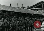 Image of American troops in Italy during World War 1 Italy, 1918, second 9 stock footage video 65675067808