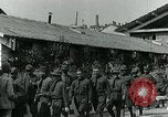 Image of American troops in Italy during World War 1 Italy, 1918, second 10 stock footage video 65675067808