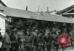 Image of American troops in Italy during World War 1 Italy, 1918, second 11 stock footage video 65675067808
