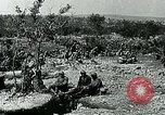 Image of Italian troops advance during World War I European Theater, 1916, second 4 stock footage video 65675067809