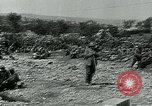 Image of Italian troops advance during World War I European Theater, 1916, second 10 stock footage video 65675067809