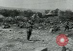 Image of Italian troops advance during World War I European Theater, 1916, second 12 stock footage video 65675067809